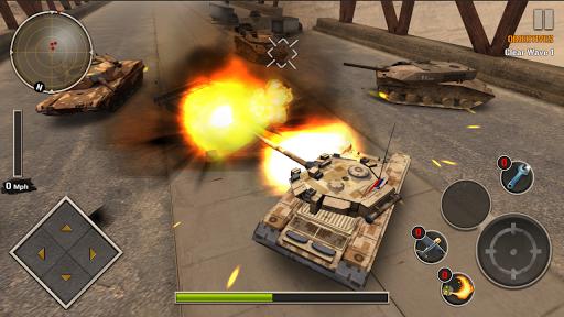Modern Tank Force: War Hero 1.21 screenshots 1