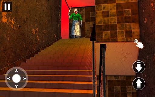 Real Scary Sponge Granny Balding Horror Branny Nun android2mod screenshots 9