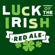 Logo of Russell Luck of the Irish Red Ale