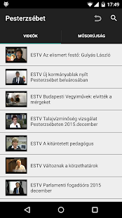 Pesterzsébet- screenshot thumbnail