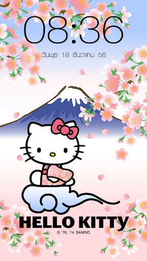 Hello Kitty Animated Lock screenshot 8