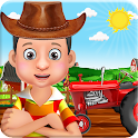 Kids Farm Games for Girls icon