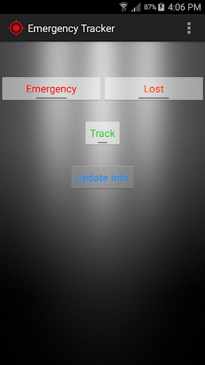 Emergency Tracker