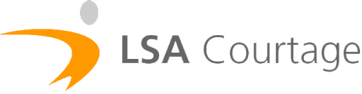 LSA Courtage logo