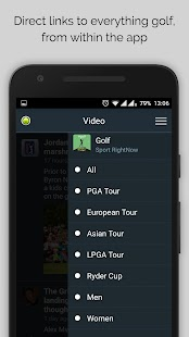 Golf RightNow- screenshot thumbnail
