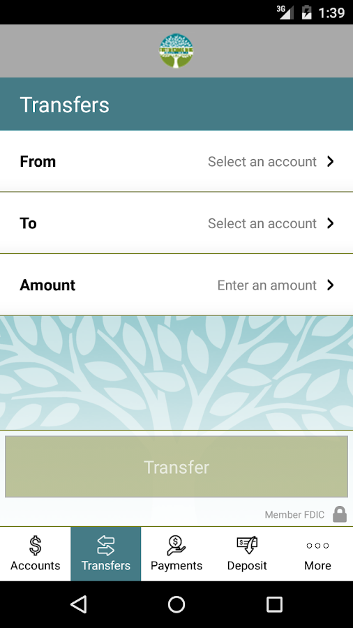 First Landmark Mobile Banking- screenshot