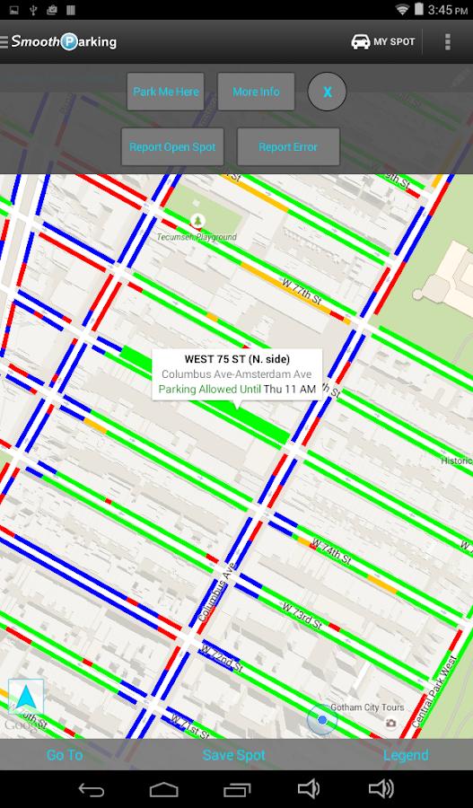 Smooth Parking- screenshot