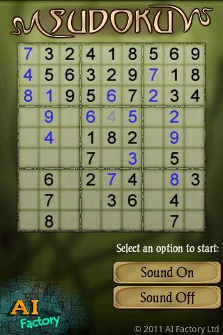 Sudoku Free screenshot 4