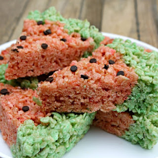 Watermelon RICE KRISPIES TREATS™