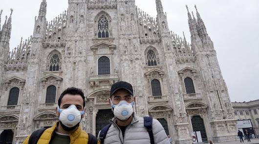 El coronavirus pone en peligro los viajes de fin de curso a Italia