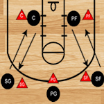 My Basketball Playbook Icon