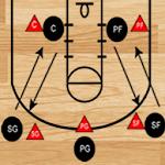 My Basketball Playbook Icon