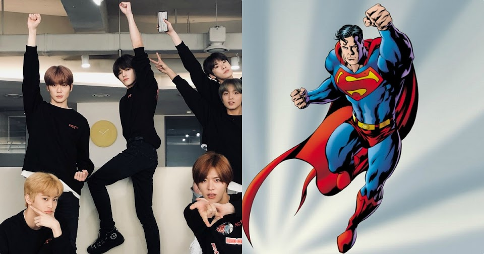 taeyong superman