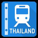 Thailand Rail Map - Bangkok icon