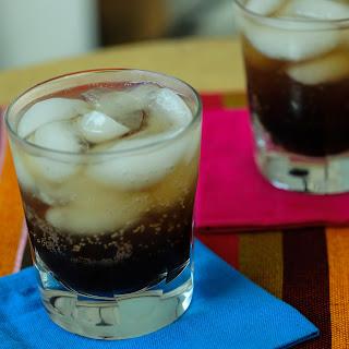 Tamarind Rum Fizz.