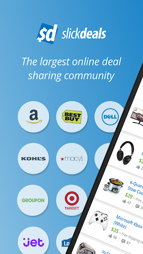 Download Slickdeals: Coupons & Shopping on PC & Mac with