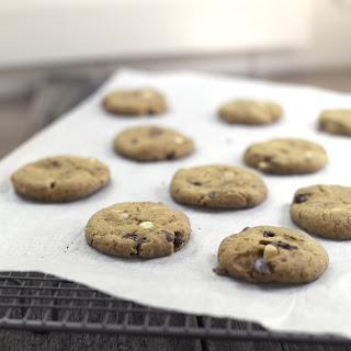 Chocolate Macadamia Vegan Cookies Recipe