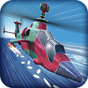 Army Helicopter Shooting Game