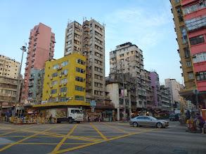 Photo: A street view near the barzaar