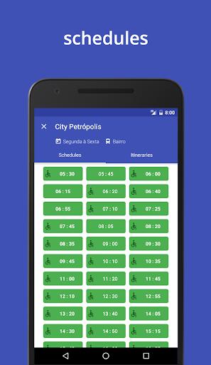 Bus Brazil: Bus, schedules...  screenshots 4