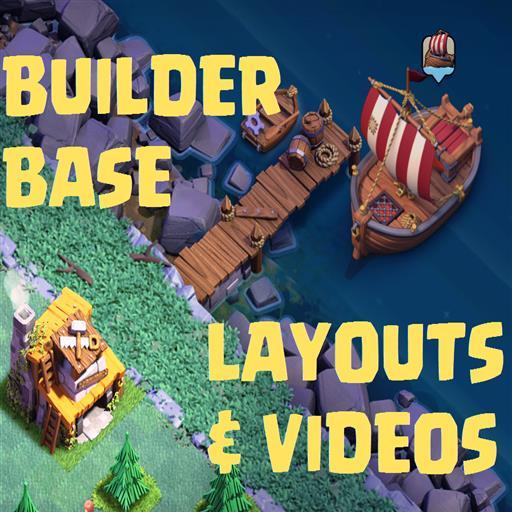 Builder Base COC Layout and Videos