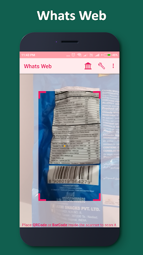 Whats Web Scan : Now Scan Made Easy 52.0.0 screenshots 2
