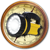 Flashlight Compass SOS (Free)