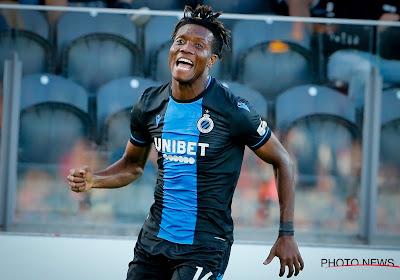 Club Brugge weigert Okereke naar Nigeriaanse U23 te laten vertrekken