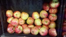 Photo: Started off by stocking up on Honeycrisp apples