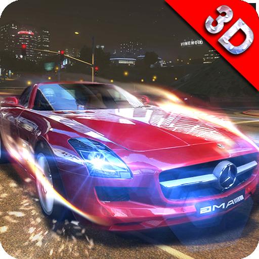 暗夜车神:幻影3D 賽車遊戲 App LOGO-APP開箱王