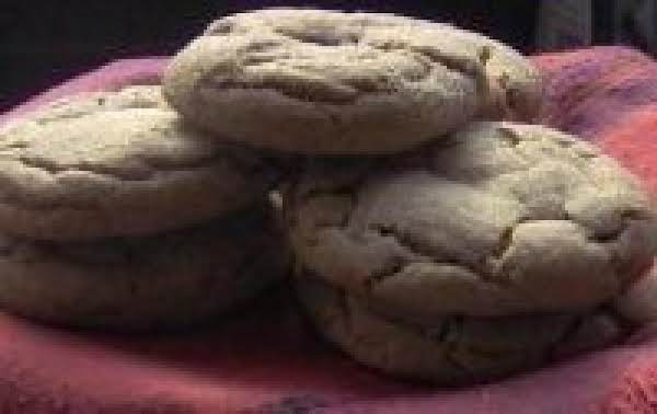 Ginger Dream Cookies