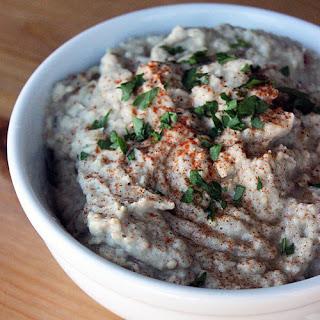 Babaganoush (Eggplant Dip) Recipe