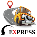 Express - Request a ride icon