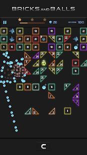 Ball blast Bricks & Balls - Space Clash breaker for PC-Windows 7,8,10 and Mac apk screenshot 1