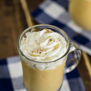 Skinny Pumpkin Pie Smoothie Recipe
