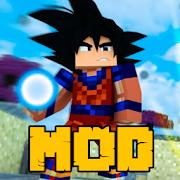 Saiyan Mod DBZ for MCPE