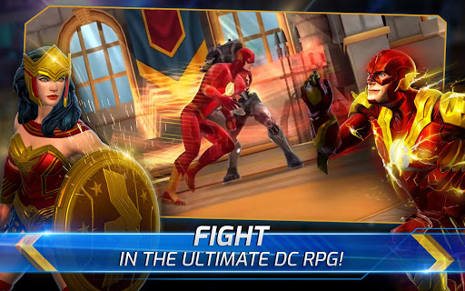 DC Legends: Battle for Justice  gameplay | by HackJr.Pw 13