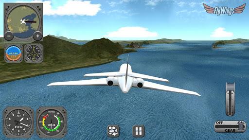 Flight Simulator 2013 FlyWings - Rio de Janeiro apktram screenshots 1
