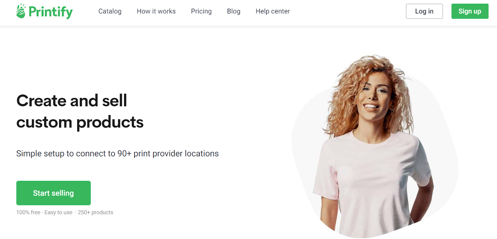 Printify print on demand