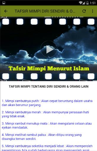 Tafsir Mimpi Menurut Islam screenshots 3