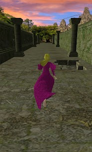 Princess in Temple. Game for girls 3