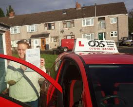 Photo: cwmbran driving school tegan