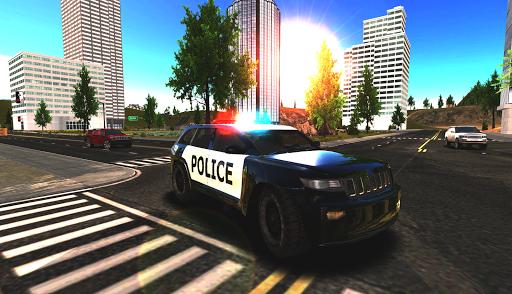 Crime City Police Car Driver apktram screenshots 6