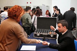 Photo: Toplantı salonunda ING-TR simültane çeviri yapıldı. www.gelecekgunu.org