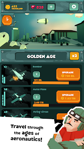 Idle Skies 1.0.11 Mod Android Updated 2