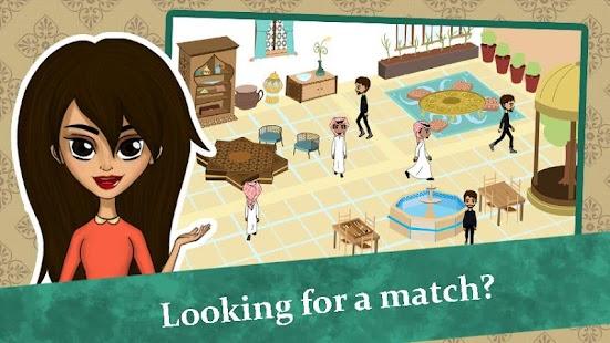 Qesmeh w Naseeb Matchmaker - náhled