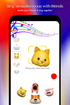 Free Animojis Karaoke & emojis  2018