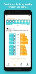 Hello Weather v3.7.1 [Premium] [Mod] 5