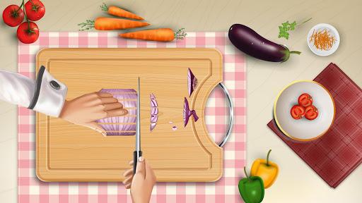 El frenesu00ed de la cocina de mamu00e1: comida callejera  trampa 3