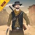 Western Gunfighter Survivor  : Cowboy games 2021 icon